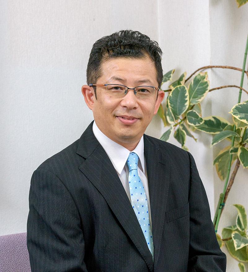 山陽三共有機株式会社の代表取締役小田孝政